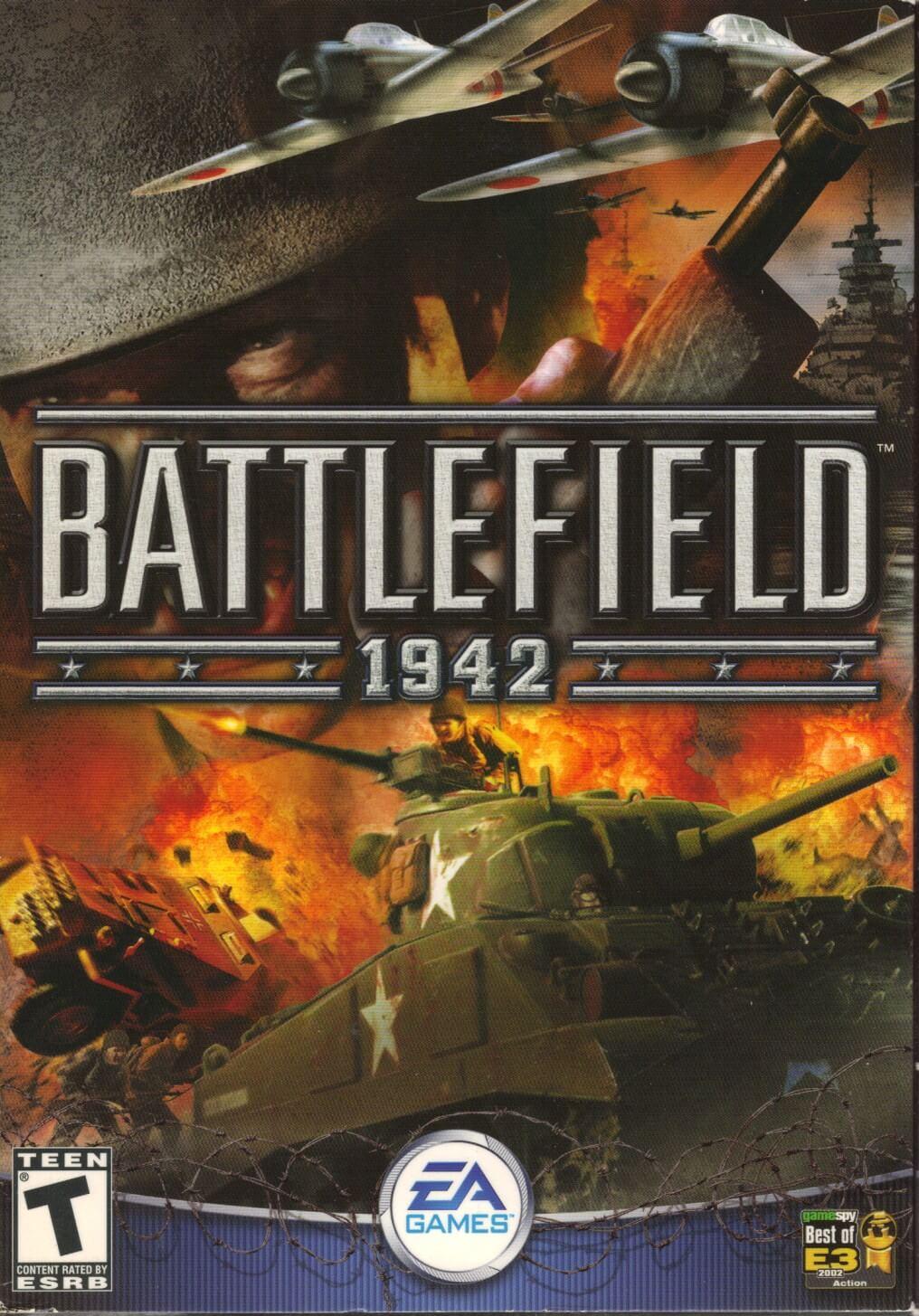 Descargar Battlefield 1942 + Expansiones + Desert Combat Mod [PC] [Full] [ISO] [Español] Gratis [MEGA]