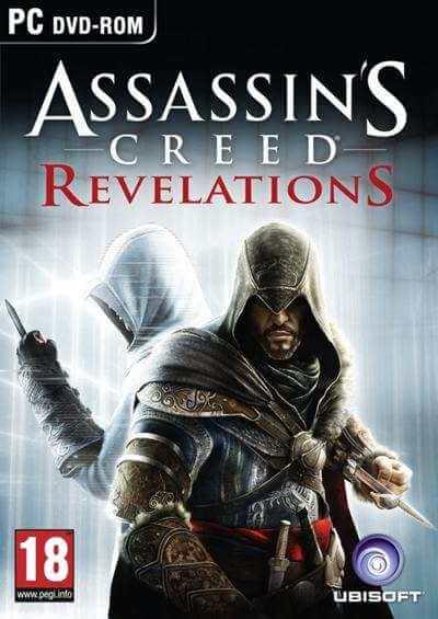 Descargar Assassin's Creed: Revelations [PC] [Full] [Español] [ISO] Gratis [MEGA]