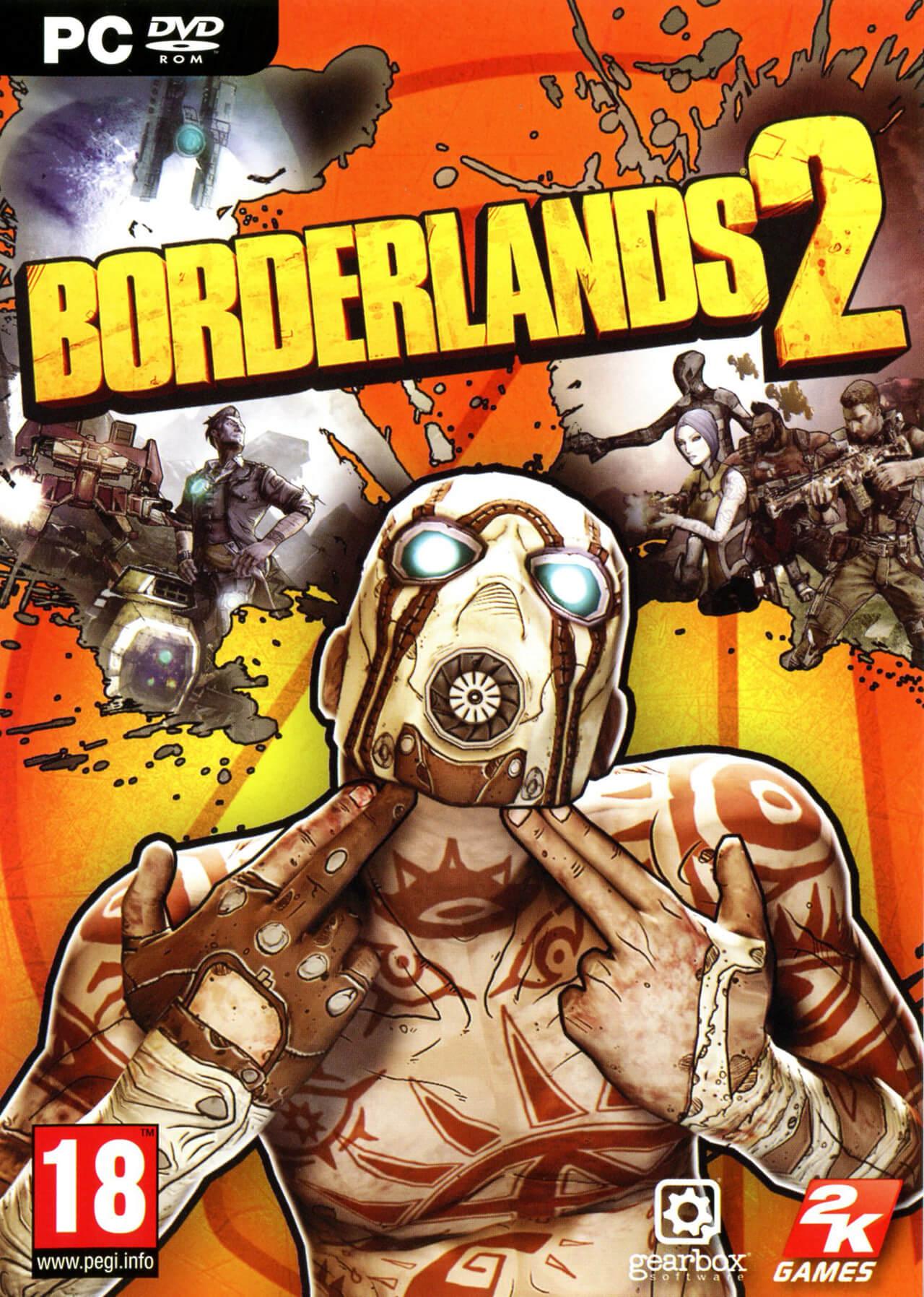 Descargar BorderLands 2 [PC] [Full] [Español] [ISO] Gratis [MEGA]