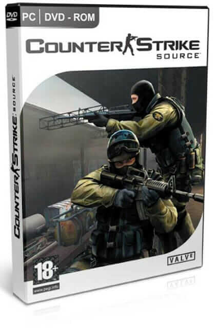 Descargar Counter Strike Source [Español] [PC] [Full] [1-Link] [MEGA-MediaFire-1Fichier]