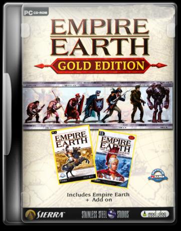 Descargar Empire Earth 1: Gold Edition [PC] [Full] [1-Link] [Español] Gratis [MEGA-MediaFire]