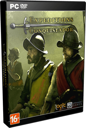 Descargar Expeditions: Conquistador [PC] [Full] [Español] [ISO] Gratis [MEGA]
