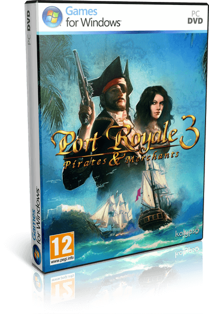 Descargar Port Royale 3: Pirates & Merchants [+ DLC] [PC] [Full] [Español] [ISO] Gratis [MEGA]