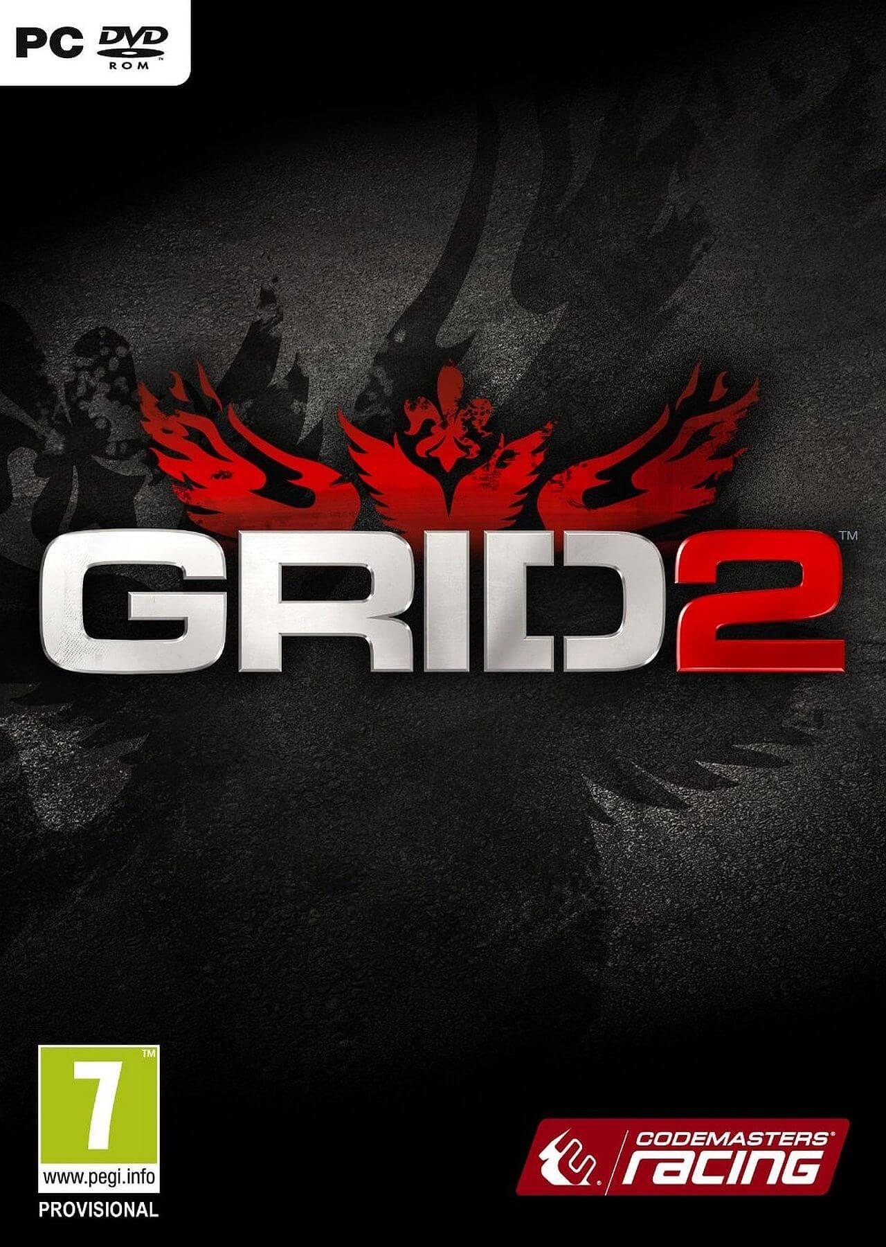 Descargar GRID 2 [PC] [Full] [1-Link] [ISO] Gratis [MEGA-1Fichier]