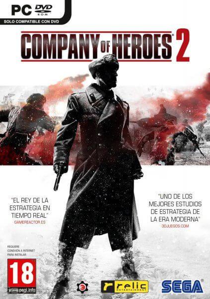 Descargar Company Of Heroes 2 + Expansiones y DLC [PC] [Full] [ISO] Gratis [MEGA]