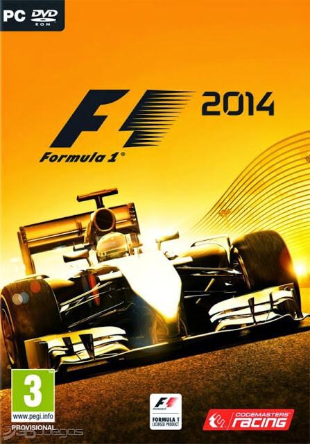 Descargar F1 2014 [PC] [Full] [Español] [ISO] Gratis [MEGA]