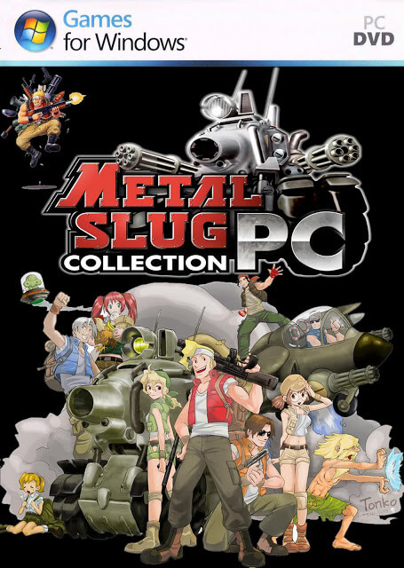 Descargar Metal Slug Collection [PC] [Full] [1-Link] [ISO] Gratis [MEGA]