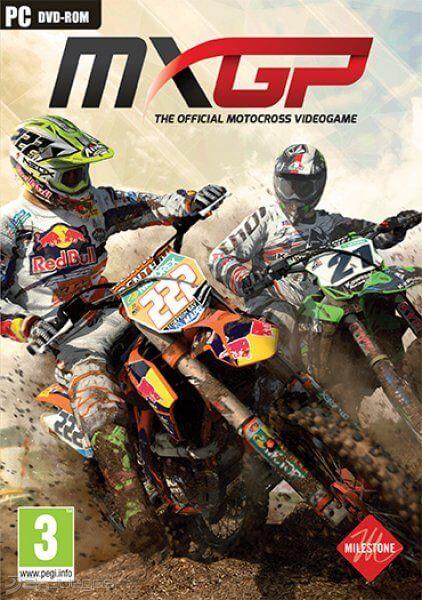Descargar MXGP: Official Motocross Videogame [PC] [Full] [1-Link] [ISO] Gratis [MEGA]