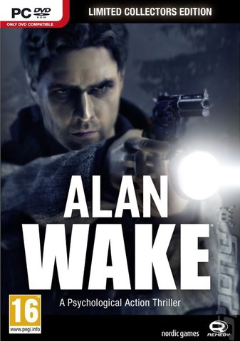 Descargar Alan Wake: Collector's Edition [Español] [PC] [Full] [2-Links] [ISO] Gratis [MEGA]