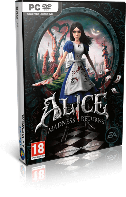 Descargar Alice: Madness Returns [Español] [PC] [1-Link] [Full] [ISO] Gratis [MEGA]