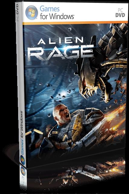Descargar Alien Rage: Unlimited [PC] [Full] [Español] [ISO] Gratis [MEGA]