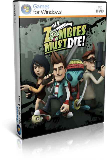 Descargar All Zombies Must Die! [PC] [Full] [Español] [1-Link] [ISO] Gratis [MEGA]