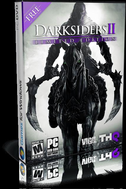 Descargar Dark Siders 2 [PC] [Full] [Español] [1-Link] [ISO] Gratis [MEGA]