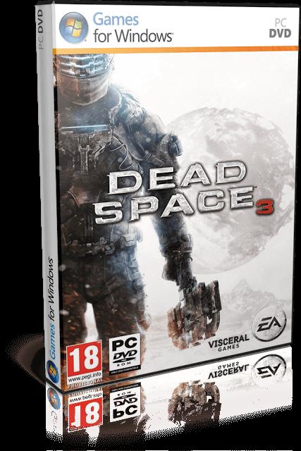 Descargar Dead Space 3 + DLC [PC] [Full] [Español] [ISO] Gratis [MEGA]