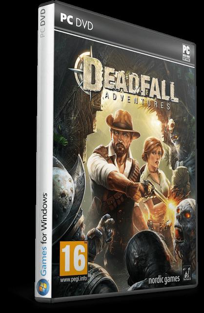 Descargar Deadfall Adventures [PC] [Full] [Español] [ISO] Gratis [MEGA]