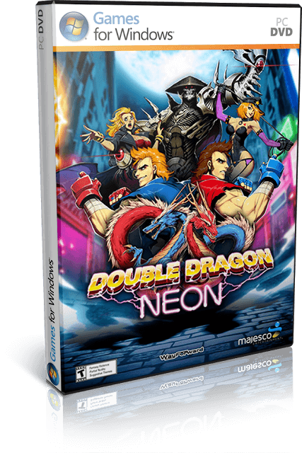 Descargar Double Dragon: Neon [PC] [Full] [1-Link] [ISO] Gratis [MEGA]