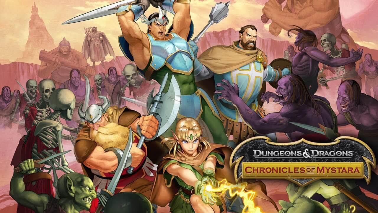 Descargar Dungeons & Dragons: Chronicles of Mystara [PC] [Full] [Español] [1-Link] [ISO] Gratis [MEGA-1Fichier]