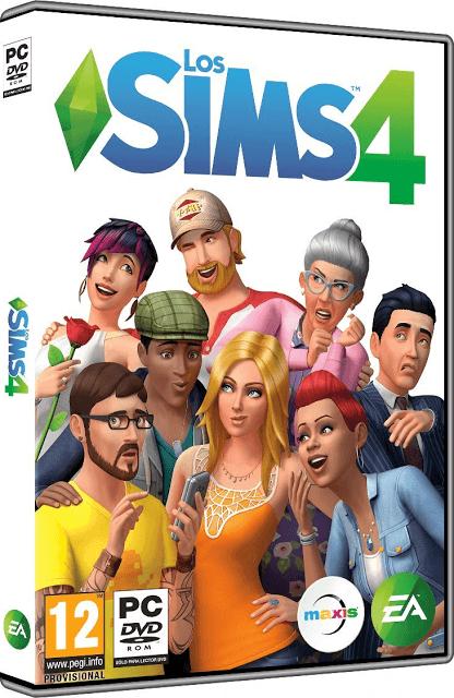 Descargar The Sims 4 [Español] [PC] [Full] [ISO] Gratis [MEGA]