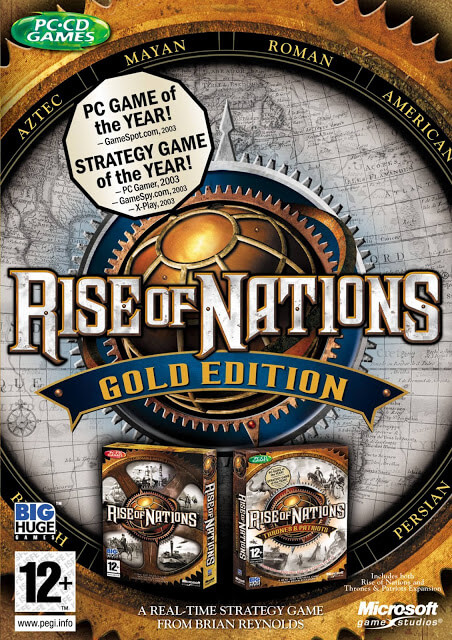 Descargar Rise Of Nations: Gold Edition [PC] [Full] [1-Link] [ISO] Gratis [MediaFire-1Fichier]
