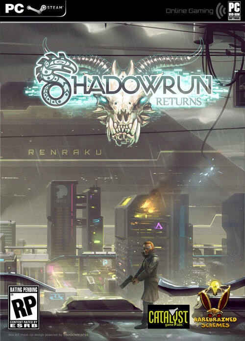 Descargar Shadowrun Returns [PC] [Full] [1-Link] [ISO] Gratis [MEGA]