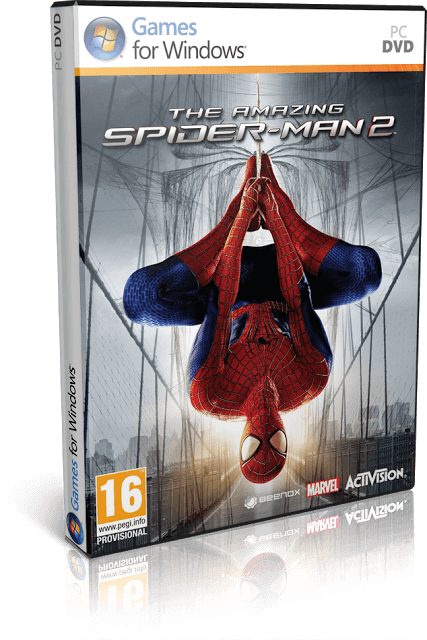 Descargar The Amazing Spiderman 2 [PC] [Full] [Español] [1-Link] [ISO] Gratis [MEGA]
