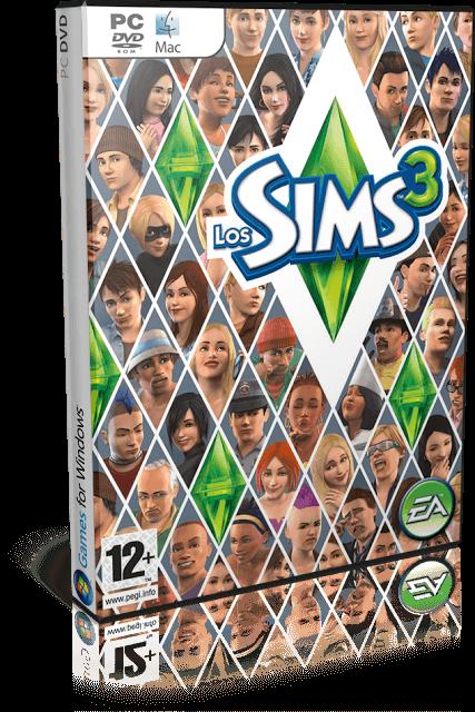 Descargar The Sims 3 [Español] [PC] [Full] [ISO] Gratis [MEGA]
