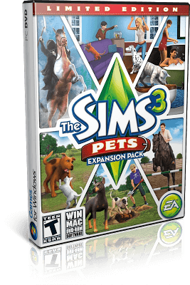 Descargar The Sims 3: Pets (Vaya Fauna) [PC] [Full] [1-Link] [Español] [ISO] Gratis [MEGA-1Fichier]