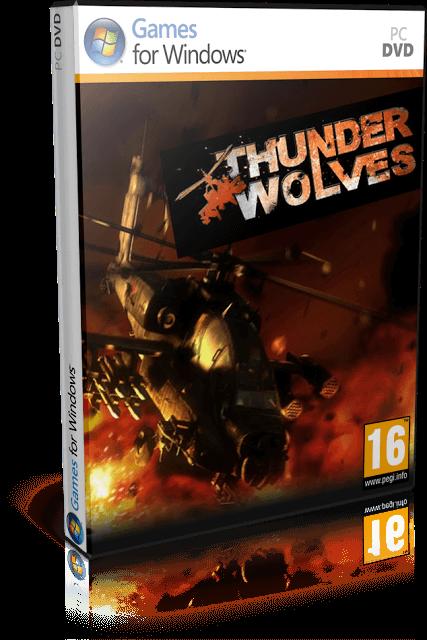 Descargar Thunder Wolves [PC] [Full] [Español] [1-Link] [ISO] Gratis [MEGA-1Fichier]