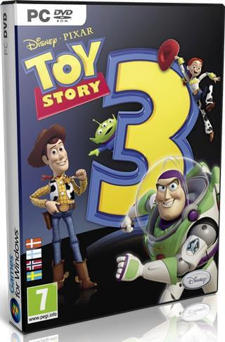 Descargar Toy Story 3 [PC] [Full] [1-Link] [ISO] Gratis [MEGA-DepositFiles]