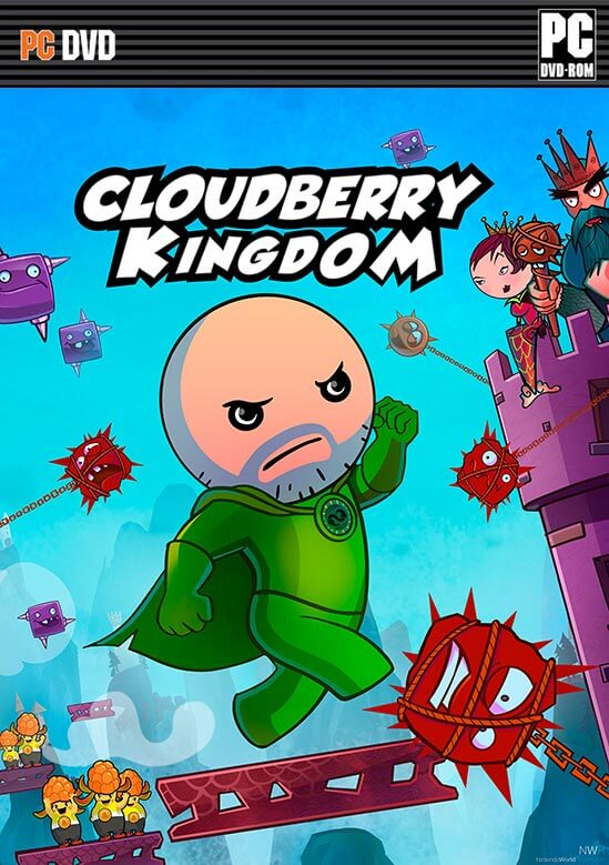 Descargar Cloudberry Kingdom [PC] [Full] [Español] [1-Link] [ISO] Gratis [MEGA]