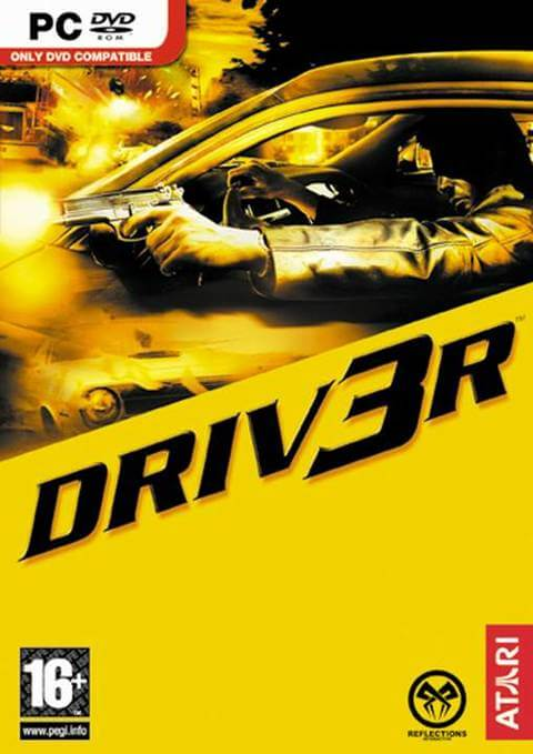 Drive 3 PC Full Español