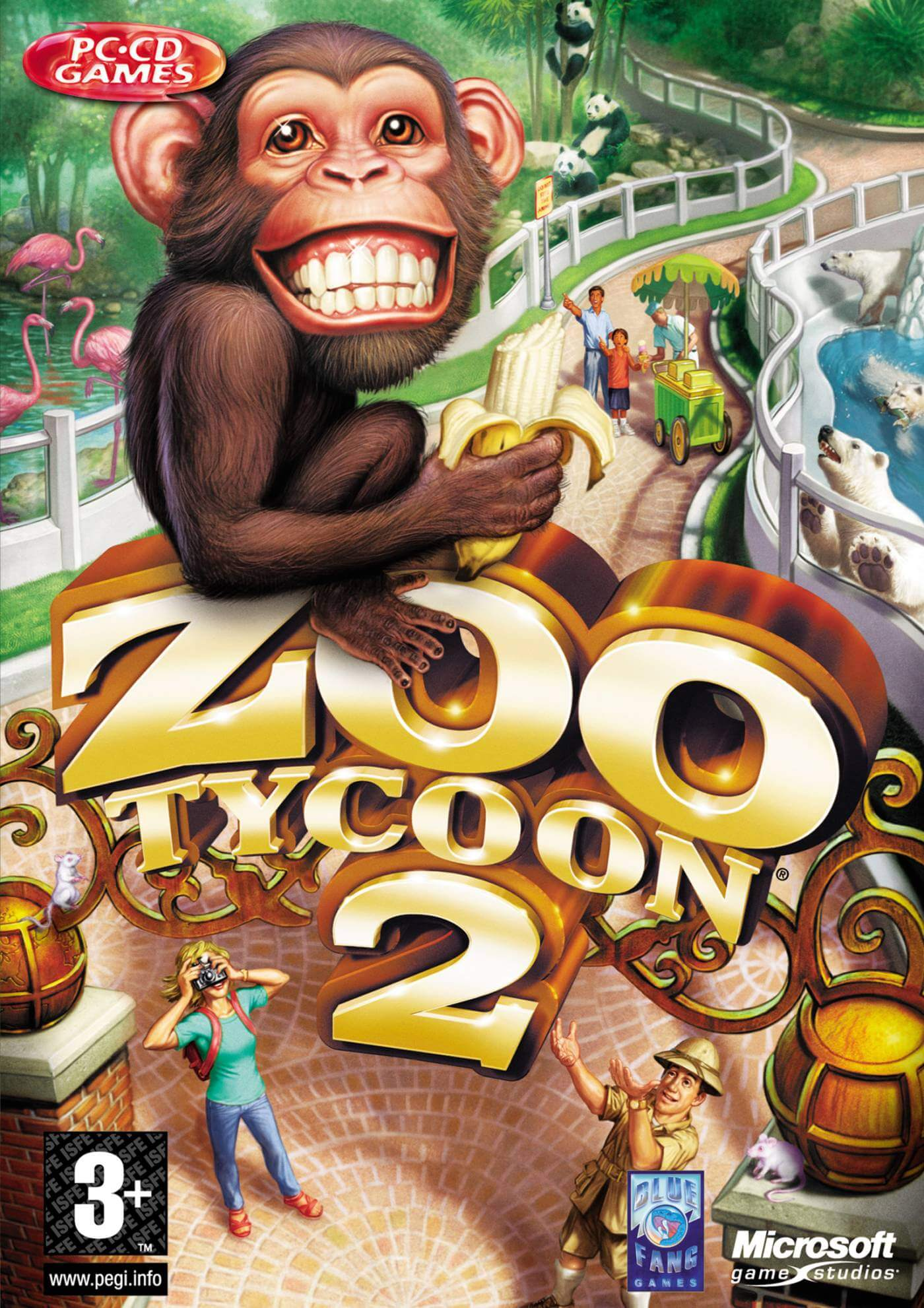 Descargar Zoo Tycoon 2 + Expansiones [PC] [Portable] [1-Link] Gratis [MEGA]