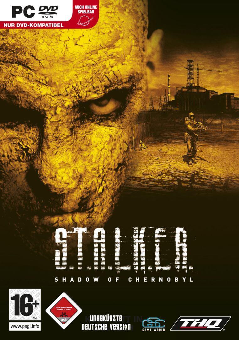Descargar S.T.A.L.K.E.R. Shadow of Chernobyl [PC] [Full] [Español] [ISO] Gratis [MEGA]