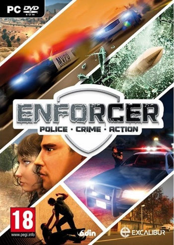 Descargar Enforcer: Police Crime Action [PC] [Full] [1-Link] [ISO] Gratis [MEGA]