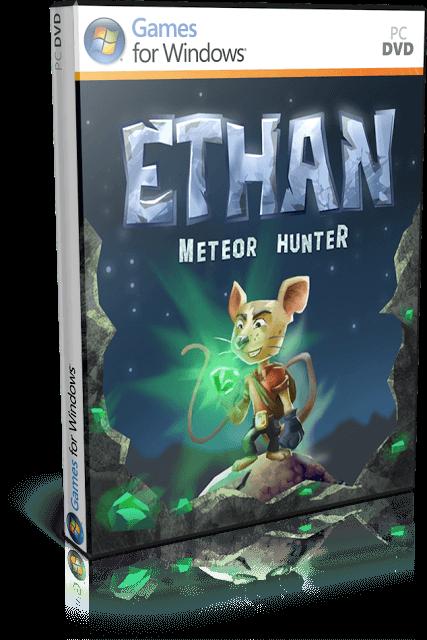 Descargar ETHAN: Meteor Hunter [PC] [Full] [Español] [1-Link] [ISO] Gratis [MEGA]