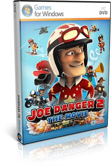 Descargar Joe Danger 2: The Movie [PC] [Full] [Español] [ISO] Gratis [MEGA]