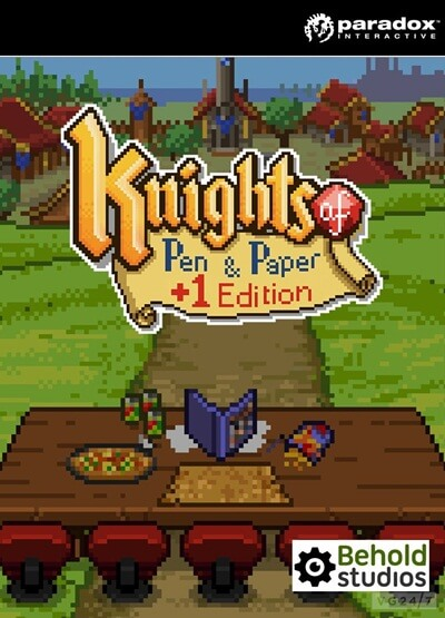 Descargar Knights of Pen and Paper Plus +1 Edition [PC] [Portable] [1-Link] Gratis [MEGA]