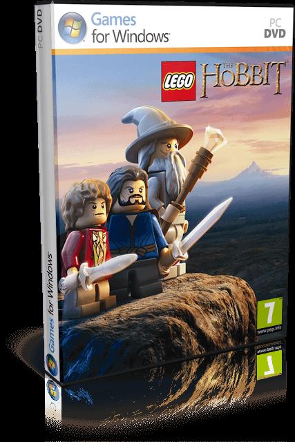 Descargar LEGO: The Hobbit [PC] [Full] [Español] [ISO] Gratis [MEGA]
