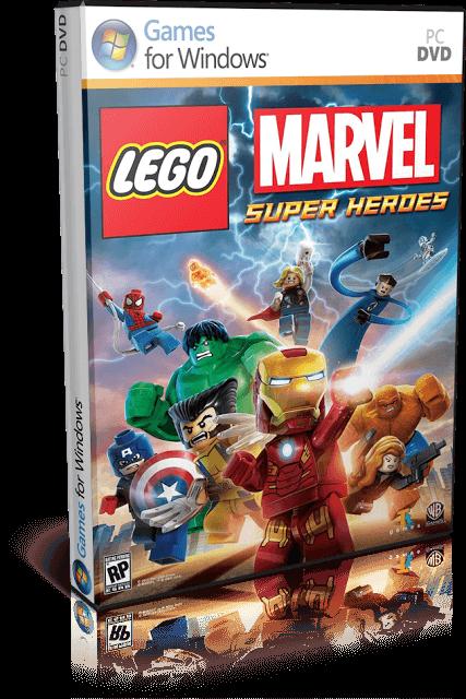 Descargar LEGO: Marvel Superheroes [PC] [Full] [Español] [ISO] Gratis [MEGA]