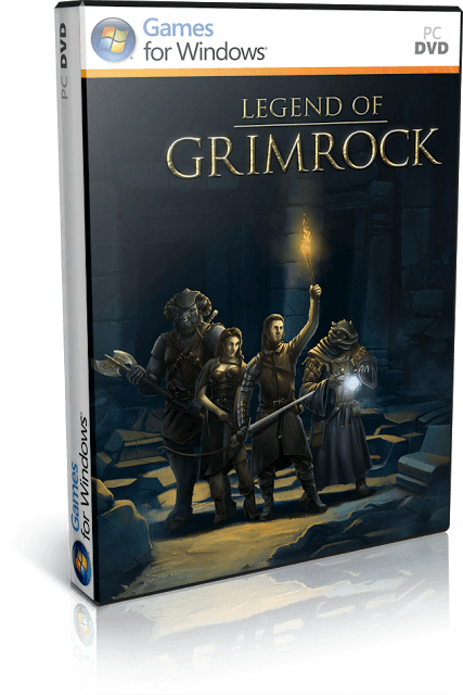 Descargar Legend of Grimrock [PC] [Portable] [1-Link] Gratis [MEGA]