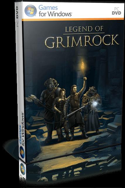 Descargar Legend of Grimrock [PC] [Portable] [Español] [1-Link] Gratis [MEGA]