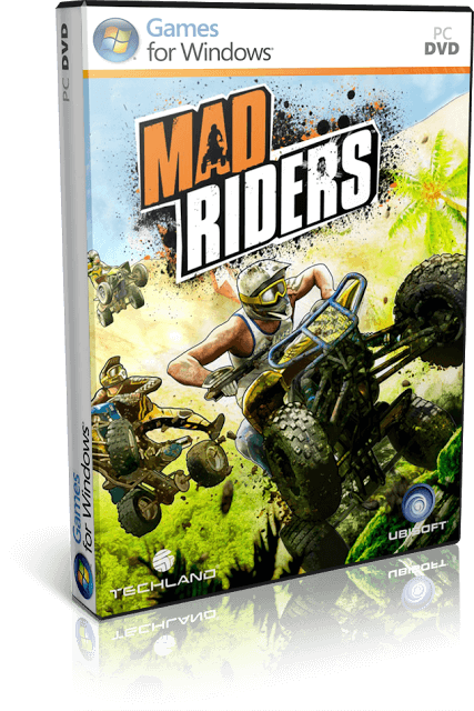 Descargar Mad Riders [PC] [Full] [Español] [2-Links] [ISO] Gratis [MEGA]