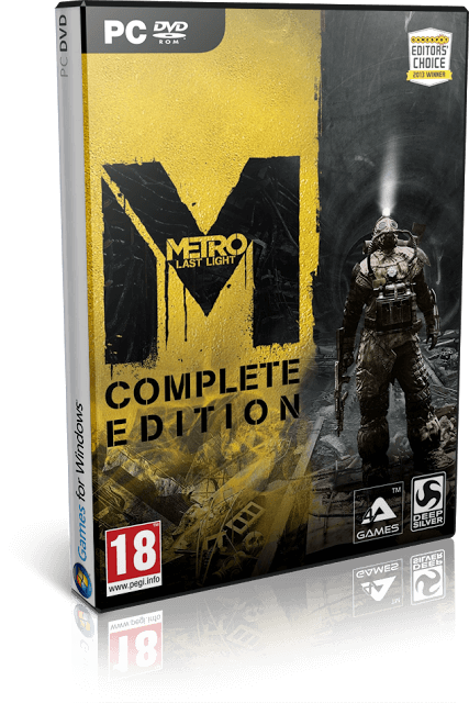 Descargar Metro: Last Light Complete Edition [PC] [Full] [Español] [1-Link] [ISO] Gratis [MEGA]