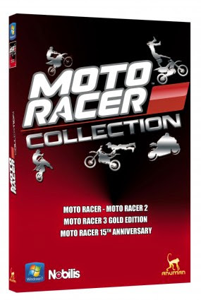 Descargar Moto Racer Collection [PC] [Full] [Español] [ISO] Gratis [MEGA]