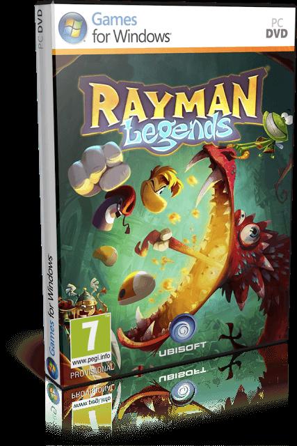 Descargar Rayman Legends [PC] [Full] [Español] [1-Link] [ISO] Gratis [MEGA]
