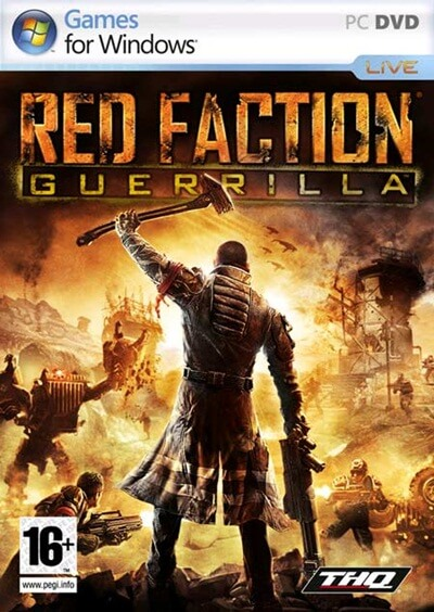 Descargar Red Faction Guerrilla [PC] [Full] [Español] [ISO] Gratis [MEGA]