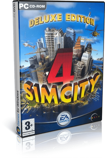 Descargar SimCity 4: Deluxe Edition [PC] [Portable] [Español] [2-Links] Gratis [MEGA]