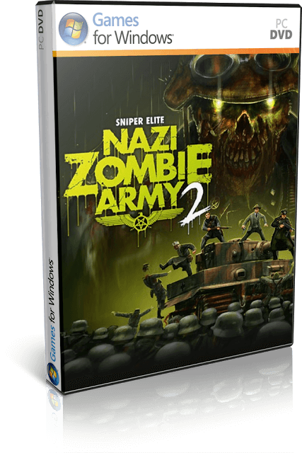 Descargar Sniper Elite: Nazi Zombie Army 2 [PC] [Full] [Español] [ISO] Gratis [MEGA]