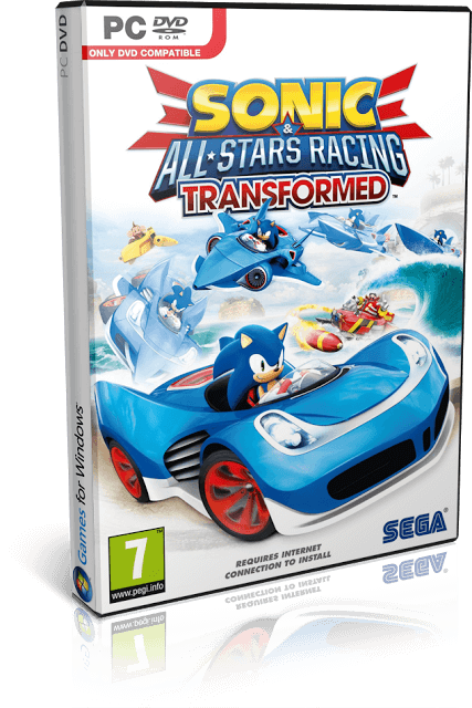 Descargar Sonic & All Stars Racing Transformed [PC] [Full] [Español] [1-Link] [ISO] Gratis [MEGA-1Fichier]