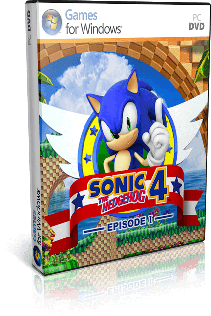 Descargar Sonic the Hedgehog 4: Episode 1 [PC] [Full] [Español] [1-Link] [.exe] Gratis [MEGA]